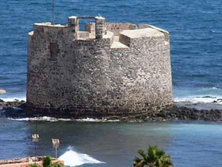 Castillo de la Luz, Las Palmas Gran Canaria