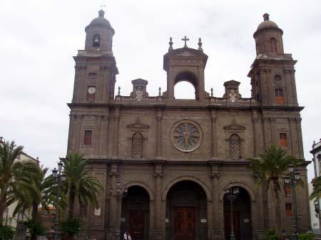 Cathedral Las Palmas