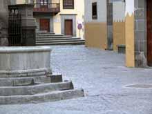 Vegueta Plaza, Gran Canarias' spirit.