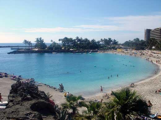 Anfi Bay - Beach