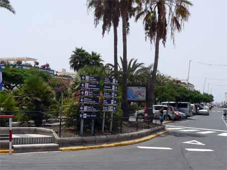 Streets Puerto Mogan