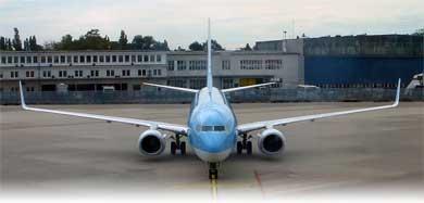 Airplane Gran Canaria
