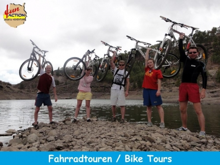 Biking Gran Canaria with FunAction