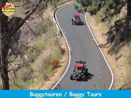 Buggy-Tour with FunAction