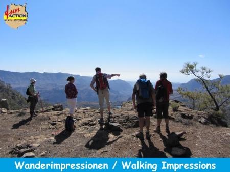 Hiking Gran Canaria with FunAction