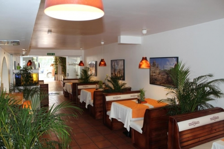 restaurant Las Faluas